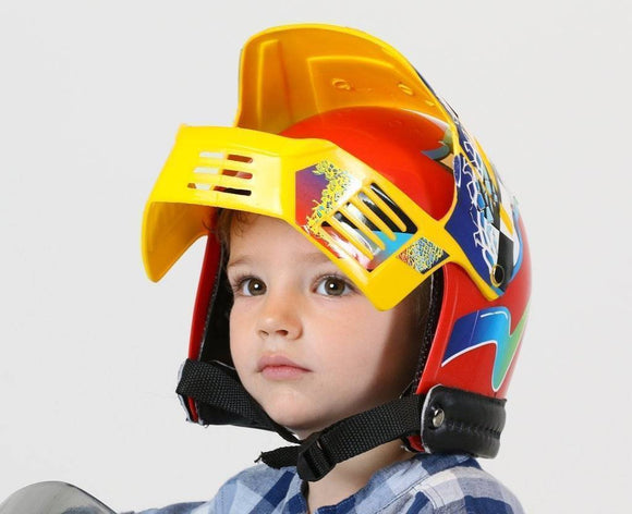 Peg Perego Ducati Helmet Ride On- Bounce and Swing