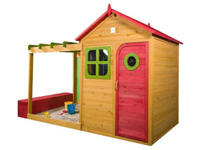 Bounce and Swing:Hide and Seek Archie Kids Cubby House