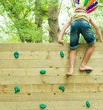 Bounce and Swing:PLUM Climbing Cube Play Centre