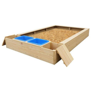 Lifespan Mighty Sandpit Outdoor Play- Bounce and Swing