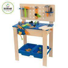 Kidkraft Deluxe Workbench With Tools Play Sets- Bounce and Swing