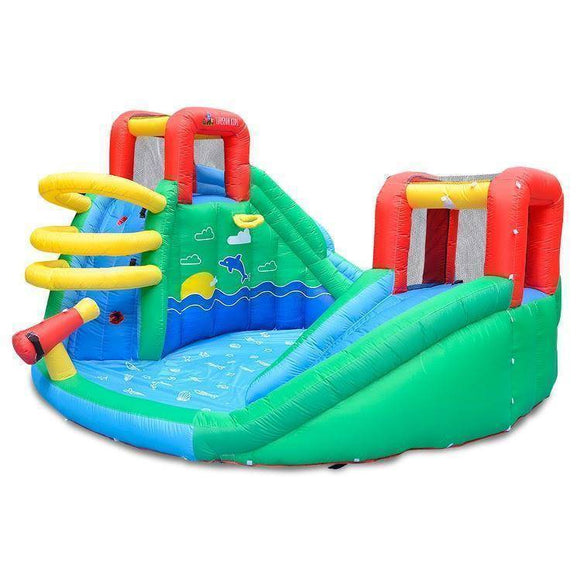 Lifespan Atlantis Slide & Splash Jumping Castles- Bounce and Swing
