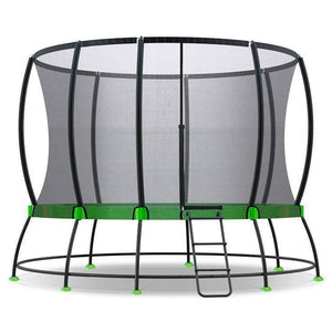 Lifespan HyperJump 2 14ft Spring Trampoline Trampolines- Bounce and Swing