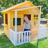 Lifespan Camira Cubby House Playhouse- Bounce and Swing