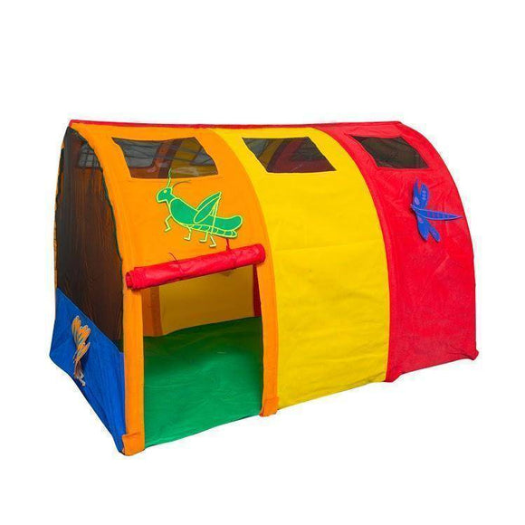 Lifespan Bazoongi Special Edition Bug House Playhouse- Bounce and Swing