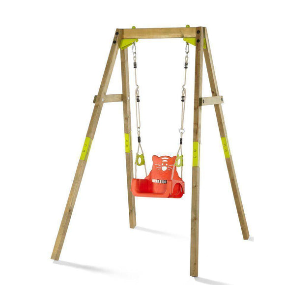 PLUM Growing Swing Set Sliders&Swings- Bounce and Swing
