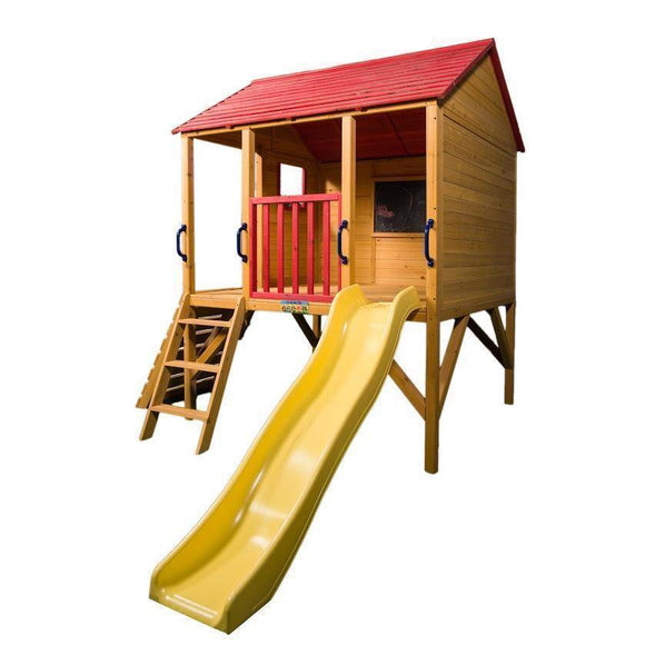 Bounce and Swing:Hide and Seek Oscar Kids Cubby House