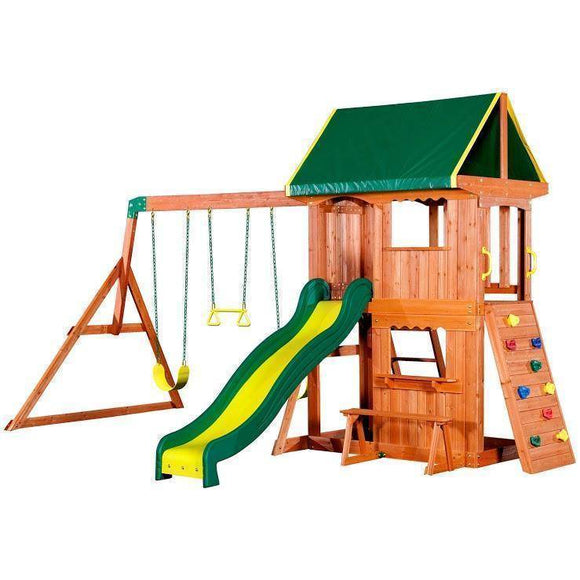 Bounce and Swing:Lifespan BYD Somerset Play Center