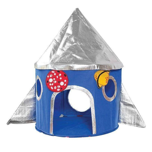 Lifespan Bazoongi Special Edition Rocket Tent Playhouse- Bounce and Swing