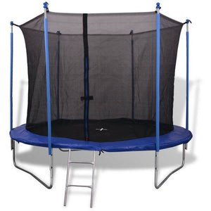 vidaXL Five Piece Trampoline Set 3.05m (10ft)