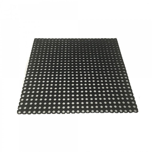 PLUM Protekatmat Square Black - 1.0 x 1.0m - Pack of 2 Accessories- Bounce and Swing