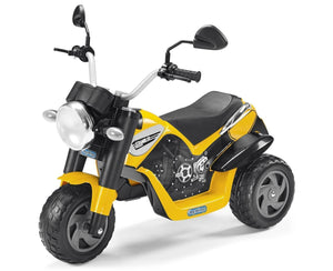 Peg Perego SCRAMBLER DUCATI Electric Kids Motobike 6v Ride On- Bounce and Swing