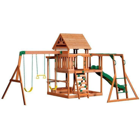 Lifespan BYD Monticello Play Center Play Centres- Bounce and Swing