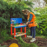 Lifespan Woodworx Workbench Play Sets- Bounce and Swing