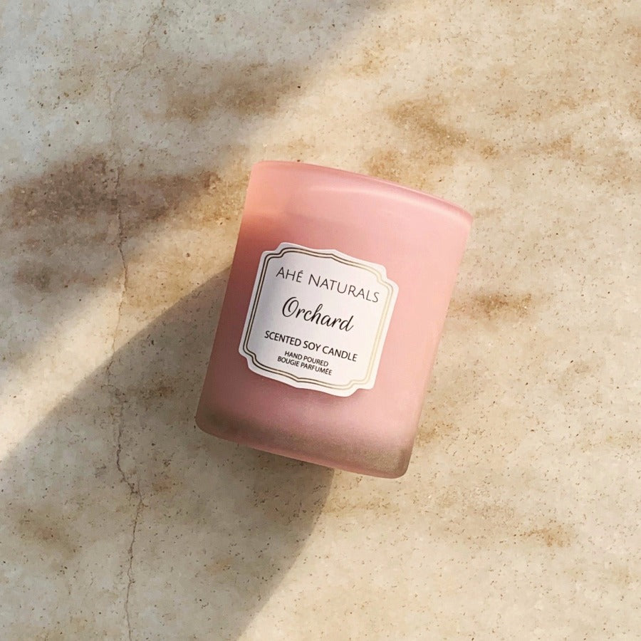 Orchard Scented Soy Candle