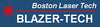 Blazer stems from old English, and means people who ignite fire, pioneer solutions, and illuminate minds. Boston Laser Tech (Blazer-Tech) is dedicated to provide the most reliable and affordable laser solutions.