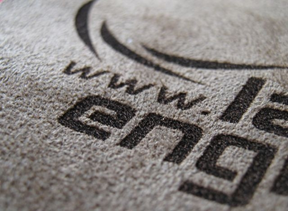 Fabric Engraving
