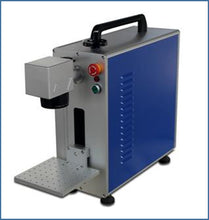 Galvo Fiber Laser Marking Machine (Desktop)
