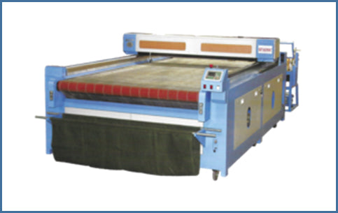 Fabric CO2 Laser Cutter