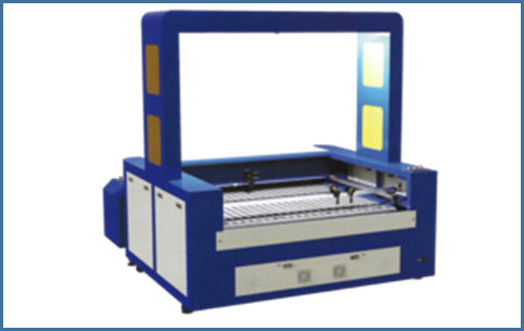 Business Level CO2 Laser Cutter Engraver with CCD for Pattern Recognition - Blazer Tech