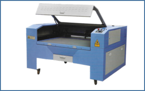 Dual Head CO2 Laser Cutting Machine