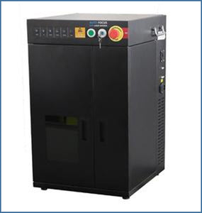 3D Auto Focus and Scanning Fiber Laser Marker