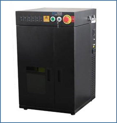 3D Auto Focus and Scanning Fiber Laser Marker - Blazer Tech