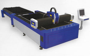 Fiber Laser Metal Cutter with Exchange Table (5' x 10')