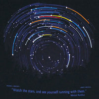 Running With The Stars Adult T-shirt