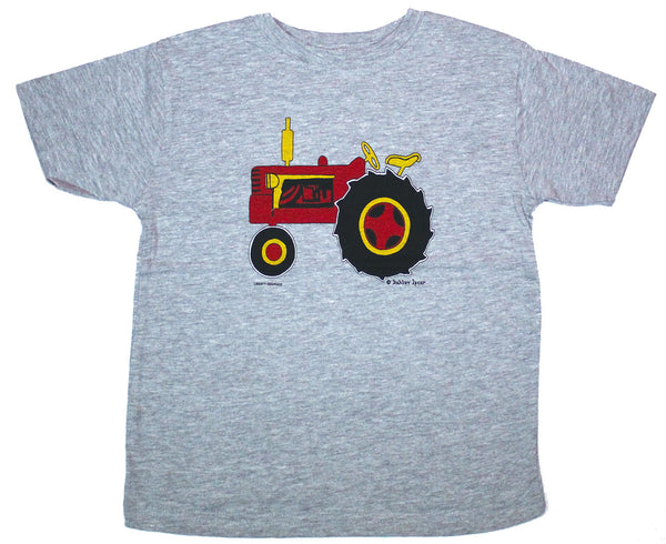 Little Tractor Toddler Heather T-shirt