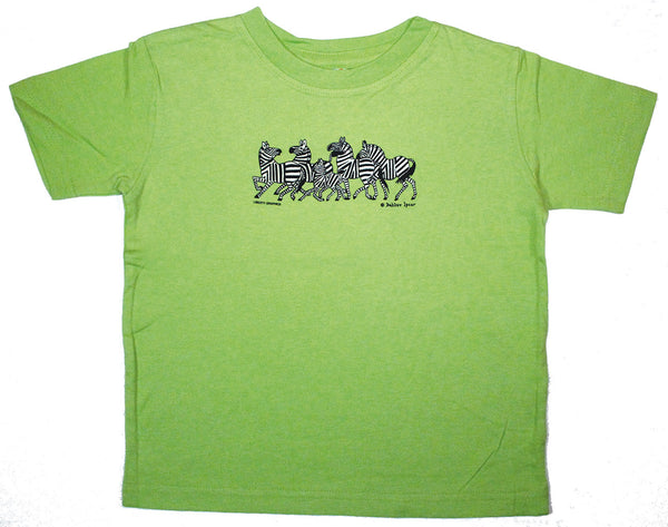Little Zebra Toddler T-shirt
