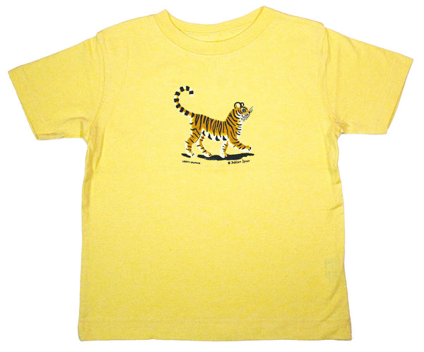 Little Tiger Toddler Butter T-shirt