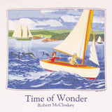 Robert McCloskey Time of Wonder – Sailboat Youth White T-shirt