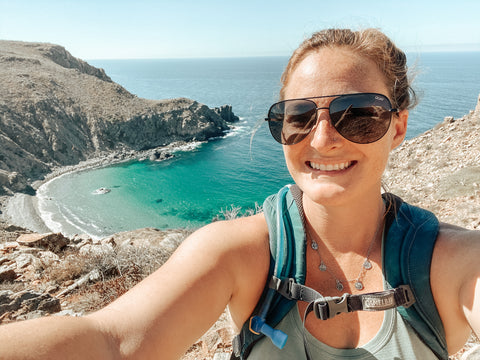 opt outside hiking in mexico