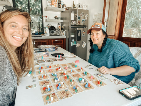 alternative board games five tribes putting the phone down