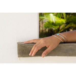 Textured Stackable Bangle