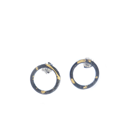 Enso Stud Earrings