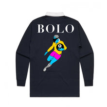 DRO BOLO Rugby Long Sleeve