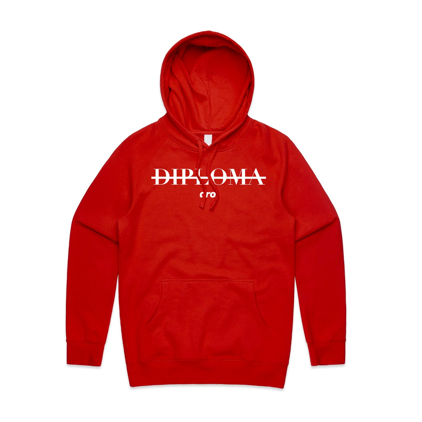 DRO Diploma Red Pullover