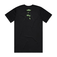 DRO HAF Black T-shirt