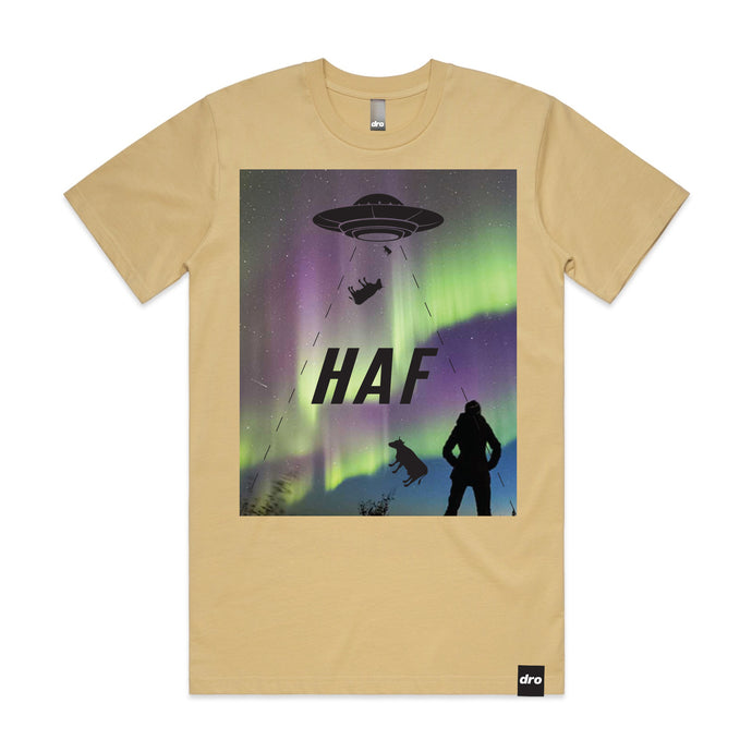 DRO HAF Tan T-shirt