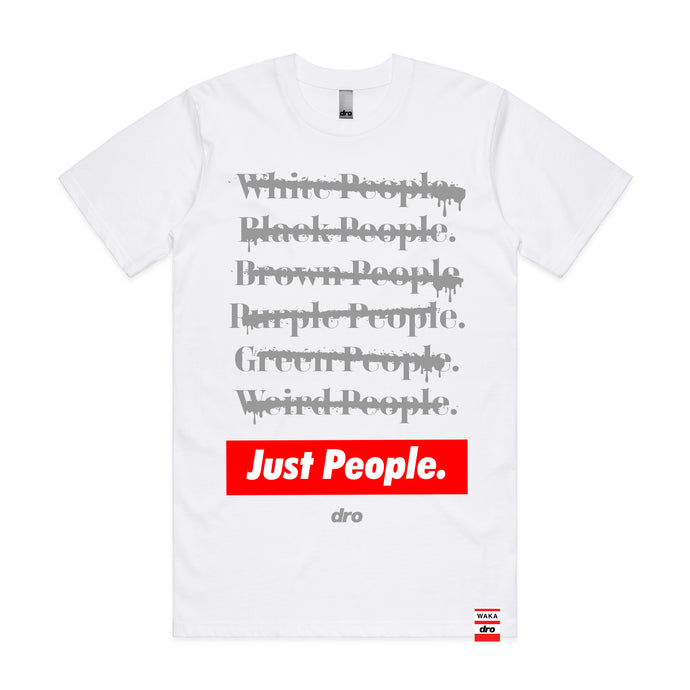 X Waka Flocka - Just People T-Shirt