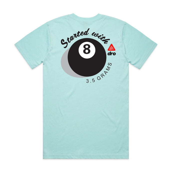 DRO Eight Ball T-Shirt - Mint