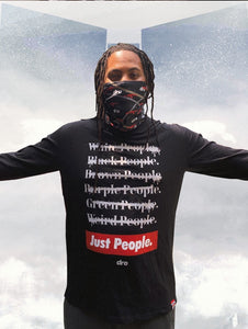 X Waka Flocka - Just People Long Sleeve
