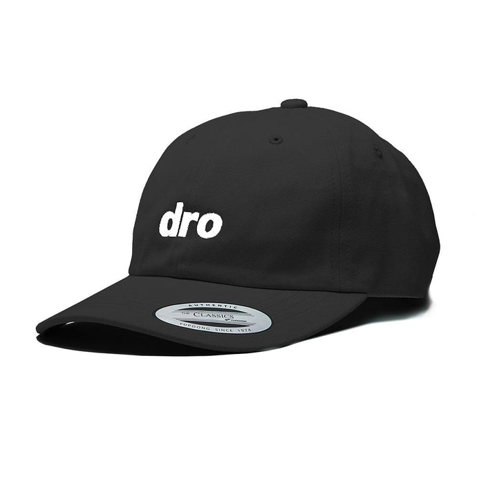 DRO Black Dad Hat