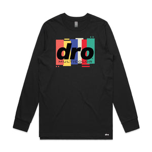 DRO Multicolor Black Long Sleeve