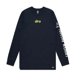 DRO Move Weight Black Long Sleeve