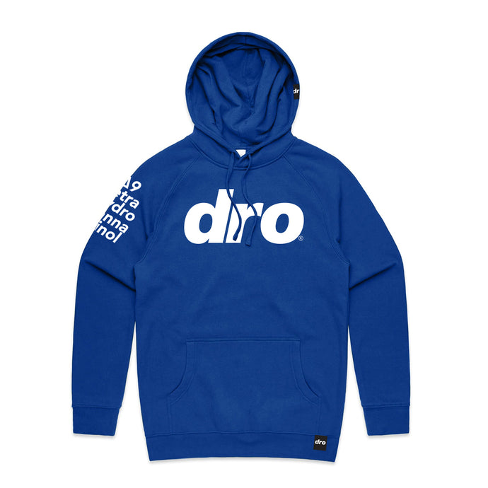 DRO Royal Staple Pullover Hoodie