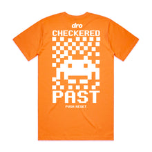 DRO Checkered Past Orange Tee