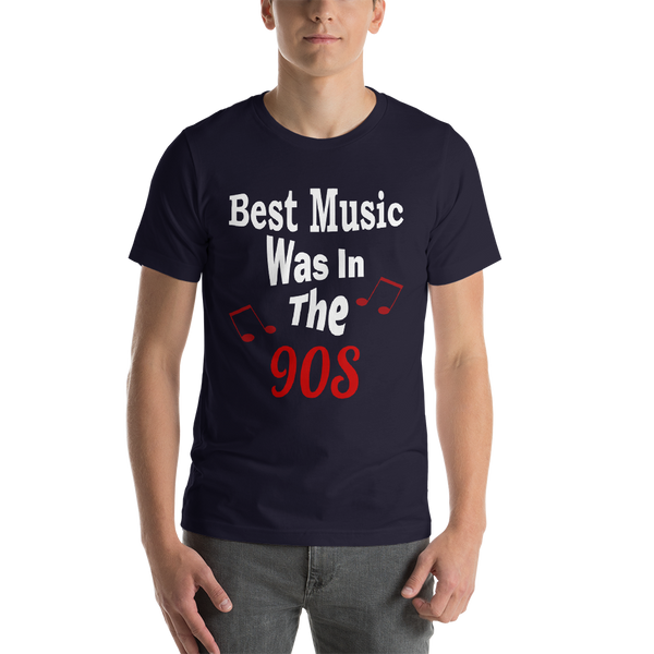 90S Music T-Shirt - Balllin'